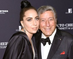 Lady Gaga presenta Anything goes, el primer sencillo de su álbum con Tony Bennet