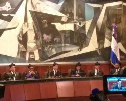 Presidente de la SCJ rechaza recusación en su contra por presunta vinculación con Tommy Galán